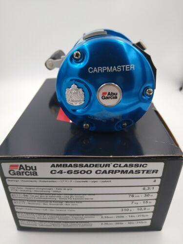 Details about  /Abu Garcia Ambassadeur Classic C4-6500 Carpmaster