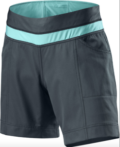 Specialized Cycling Womens Shasta Short WMN Carbon Light Teal Large L