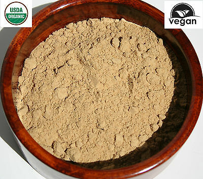 Raw Organic Ginger root powder Herb Zingiber officinale Anti Nausea Spice 2 oz