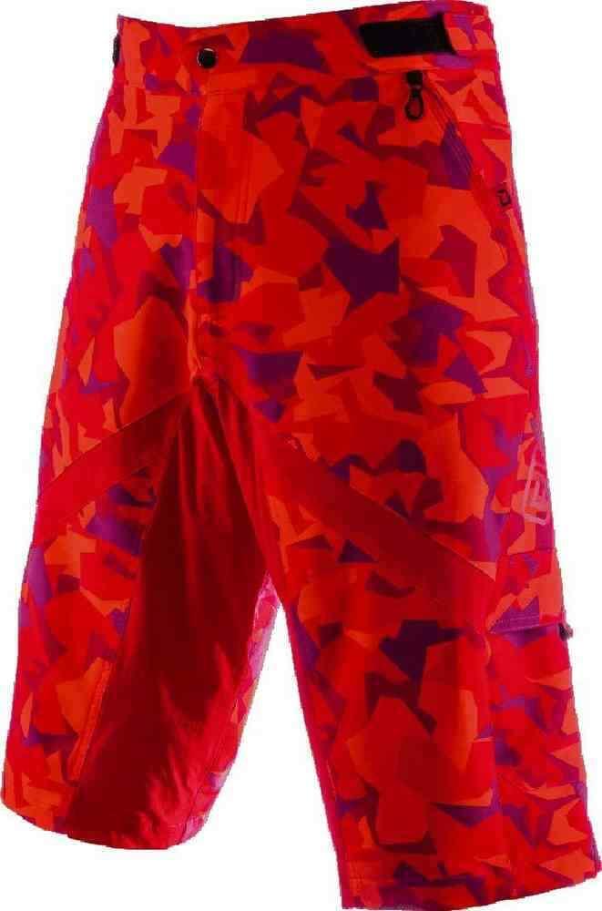 PANTALONCINO O'NEAL SLICKROCK SHORT Color rojo CAMOUFLAGE taglia 32 48