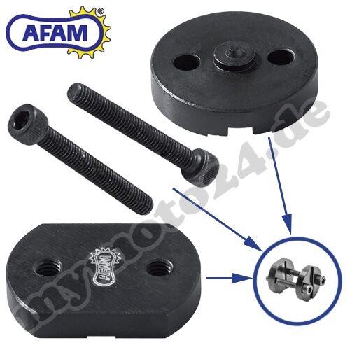 1 von 1 - AFAM Kettenvernieter, Nietwerkzeug für Hohlnietschlösser(520-525-530) DID EK RK