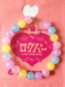 6% DOKIDOKI Pastel Drop Necklace