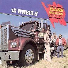 18 Wheels by Bass Mountain Boys (CD, Mar-1995, CMH Records)