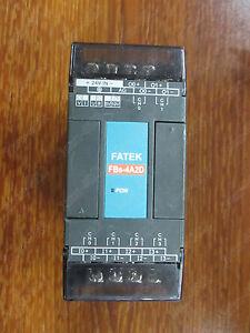 1PC USED Fatek PLC FBs-4A2D