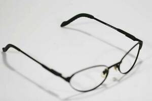 Fossil-Unisex-KIRBY-Matte-Black-Metal-Eyeglass-Frames-Designer-Style-Rx-Eyewear