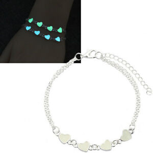 Bracciale-braccialetto-luminoso-ciondolo-cuore-cuori-fluorescente-donna-ragazza