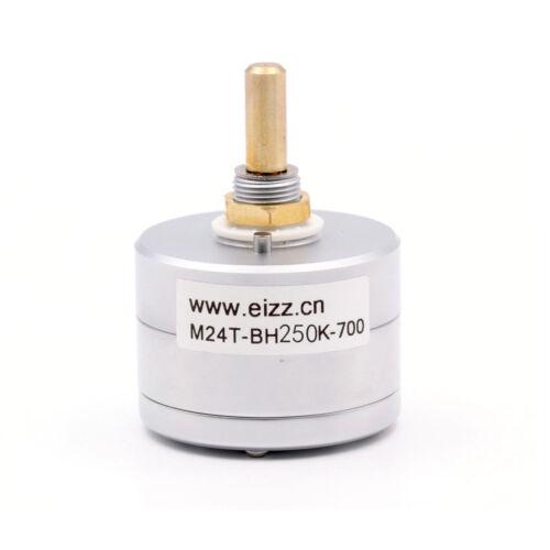 EIZZ 250K 24 Step MONO Attenuator Volume Potentiometer Audio HIFI Amplifier