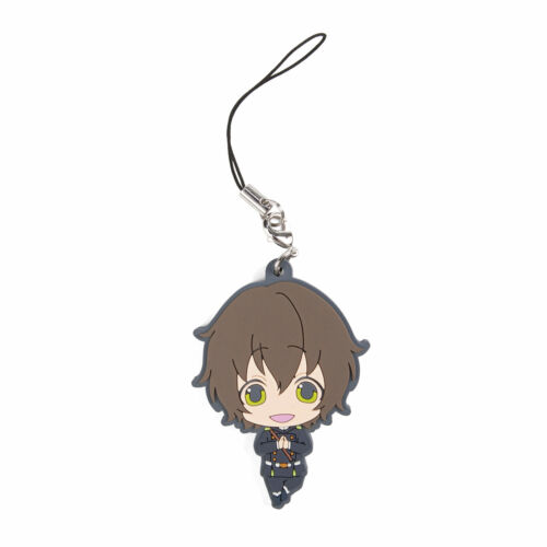 Seraph of the End Saotome Yoichi Rubber Trading Strap