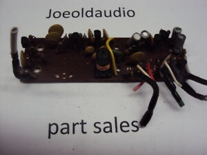 Harman-Kardon-630-Muting-Board-Part-SQ-5B-Tested-Parting-Out-630-Receiver