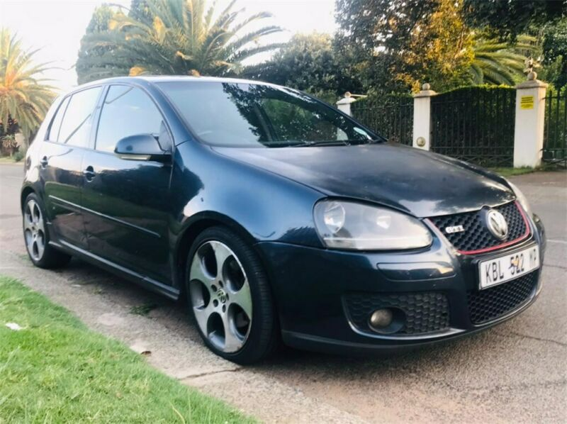 VW GOLF 5 GTI DSG WITH SUNROOF. GREAT BARGAIN