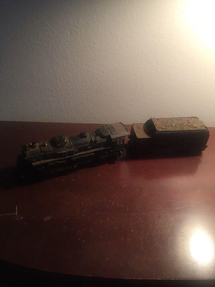 Lionel 2037 locomotive With Coal Car