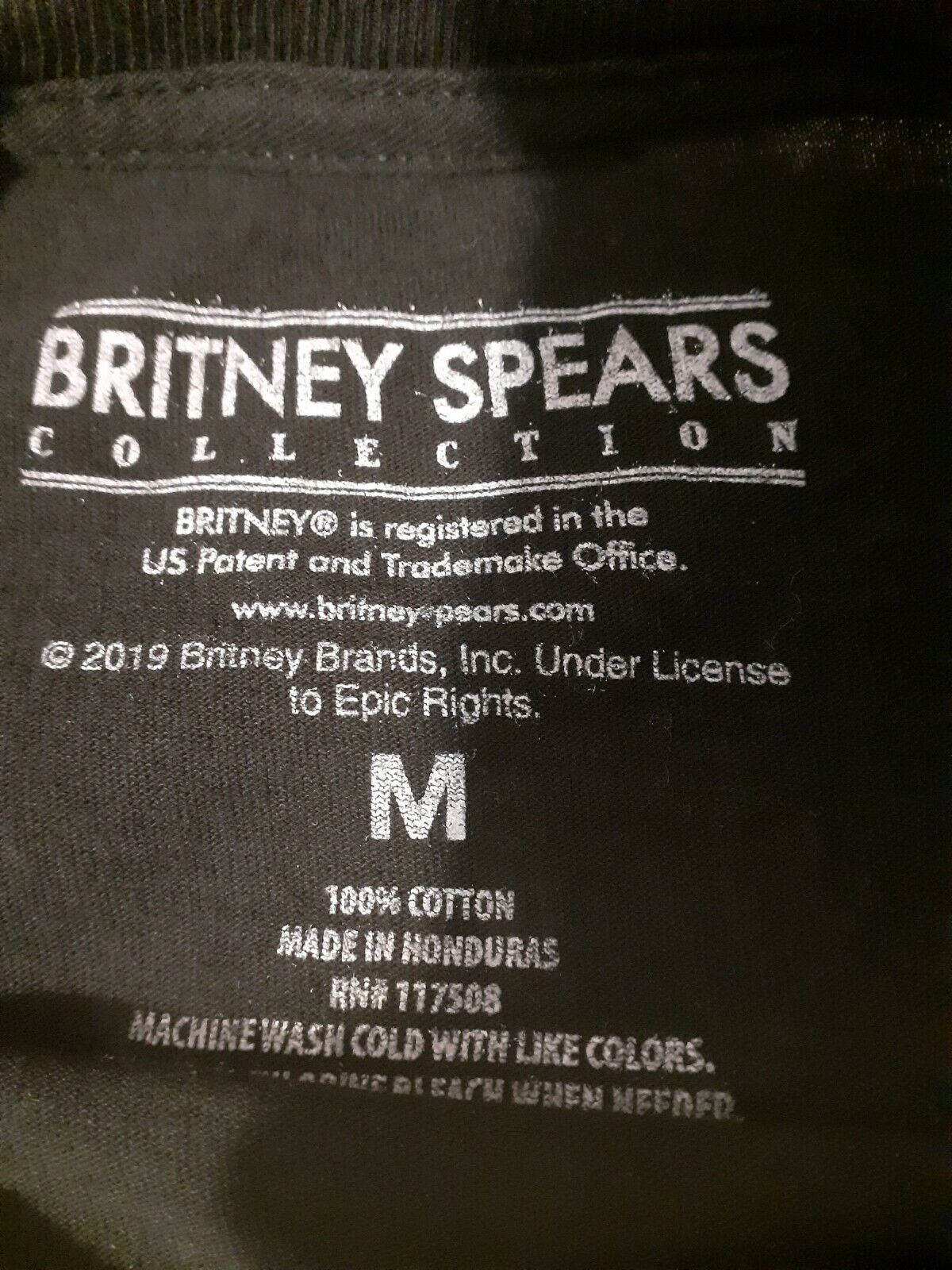 Britney Spears Collection 2019 Women's Shirt Medi… - image 3