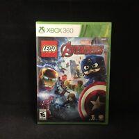 Lego Marvel's Avengers (microsoft Xbox 360, 2016) Brand