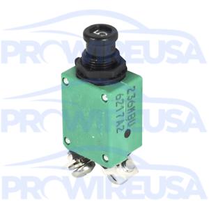 Klixon-2TC2-5-Circuit-Breaker-5-Amp-Aviation-Mil-Spec-MS3320-5-Motec-Nascar-MSD