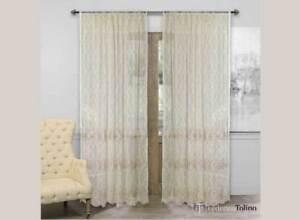 Tende Di Tulle Ricamato : Tende complementi d arredo mobili e accessori per la casa a