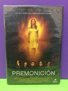PREMONICIoN-DVD-NUEVO-PRECINTADO