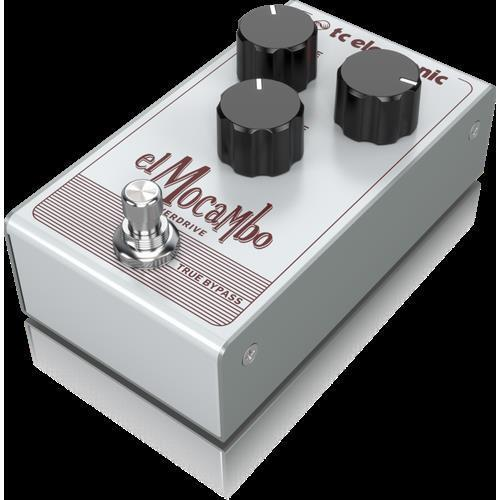 TC ELECTRONIC EL MOCAMBO BYPASS EFFETTO OVERDRIVE A PEDALE PER CHITARRA TRUE BYPASS MOCAMBO d5cb56