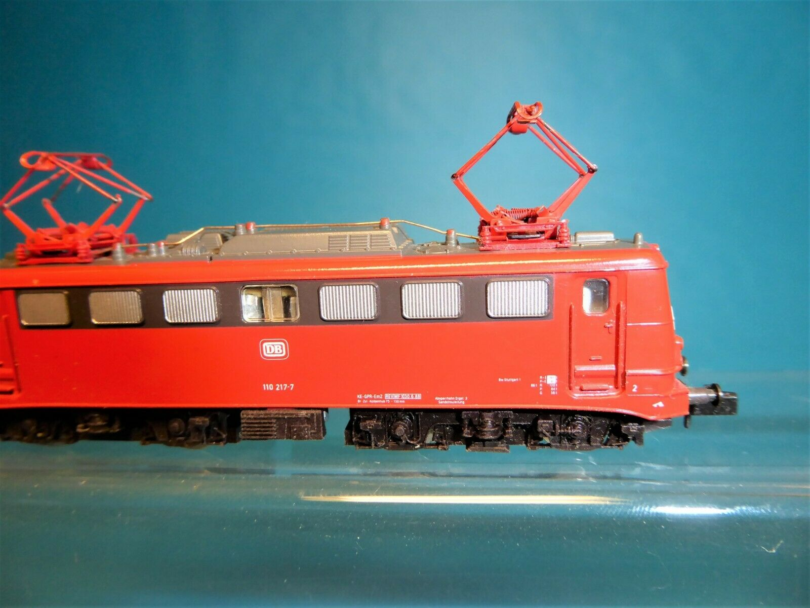 ARNOLD ohne Box  E110 217-7 DB E-Lok