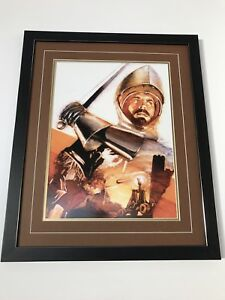 Art-Of-Atari-Professionally-Framed-Game-Poster-57cm-By-47cm-Many-Available