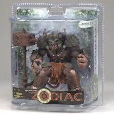 McFarlane Warriors of the Zodiac - Taurus Figure *NEW*