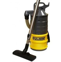 Pullman Pv14be Commercial Backpack Vacuum Cleaner Made In Australia. Light