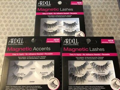 e4d4b849407 Ardell Eyelashes Magnetic Wispies With Applicator 1pair for sale ...