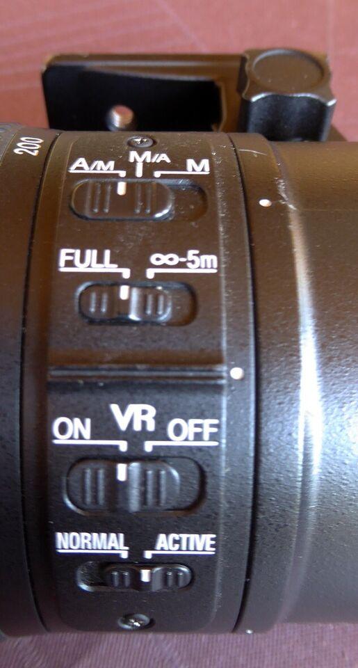 Zoomobjektiv, Nikon, Nikkor AF-S 70-200 1:2,8 GII ED