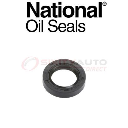 National Manual Transmission Input Shaft Seal for 1981-1987 Isuzu Pickup rn