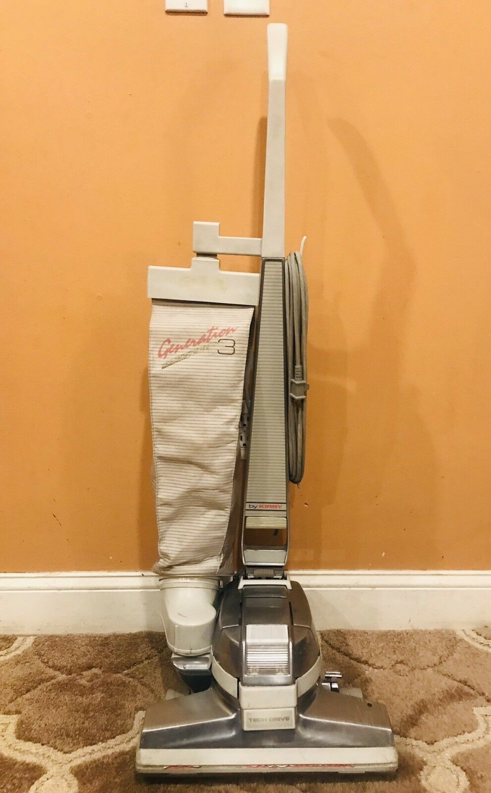 Kirby G3 Bagged Upright Vacuum Cleaner NO RESERVE