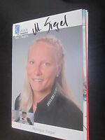 52233 Monique Siegel Ski Langlauf original signierte Autogrammkarte