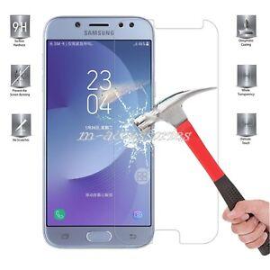 Verre-trempe-Film-Protecteur-d-039-ecran-pour-Samsung-Galaxy-J5-2017-SM-J530F-mobile