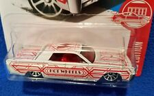 2017 Hot Wheels VHTF Target Exclusive RED EDITION #5 '64 LINCOLN CONTINENTAL