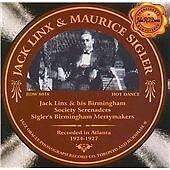 1 of 1 - Jack Linx & Maurice Sigler : 1924-1927 CD