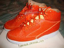 Nike Air Python Mercer Street Estrella De Mar Naranja Us 9 Uk 8 42,5 Dover DSM Lux Sp re