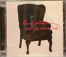 Paul McCartney - Memory Almost Full (CD 2007)