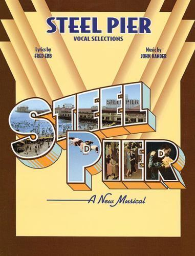Steel Pier (Vocal Selections)  Paperback Used - Very Good