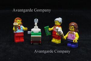 LEGO 60153 WINDSURFER LOOSE MINIFIGURE WITH WINDSURF BOARD DOLPHIN NEW 100/% REAL