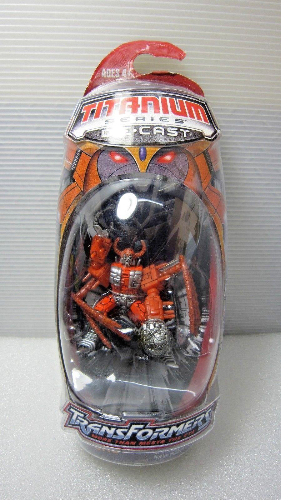 Transformers Titanium Die-cast Unicron NUEVO MIB robots Novedad Regalo Raro recoger