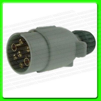 MP021 /'N/' Type 7-Pin MAYPOLE Plastic Trailer Plug 12v