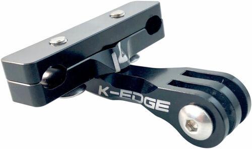 GO BIG Pro Saddle Rail Mount K-EDGE Go BIG Pro Saddle Rail Camera Mount for