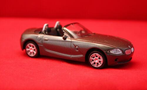 Maqueta de coche//bmw z4//gris plata//Top mark//la cast Collection//embalaje original