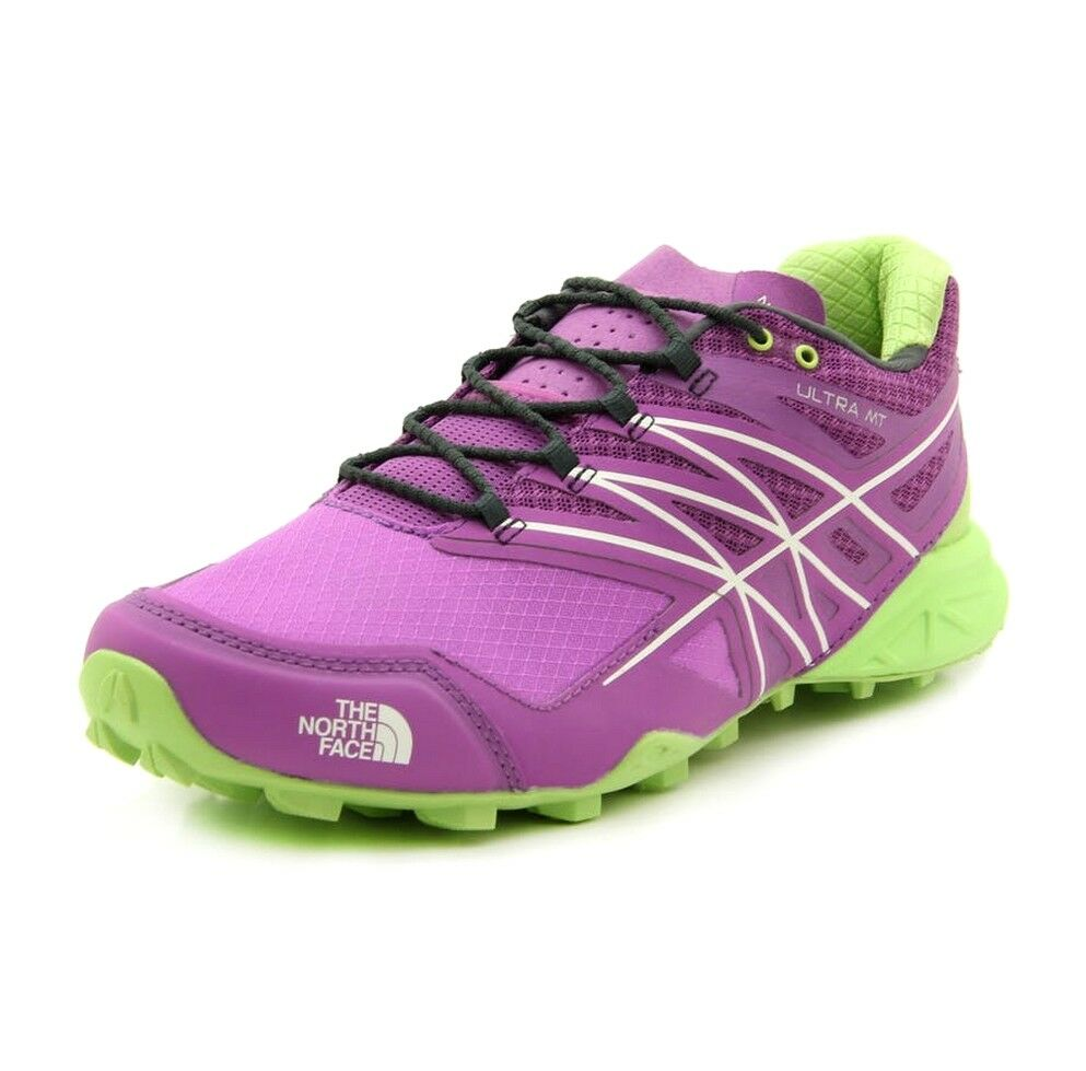 The North Face Woherren Ultra MT Damen Trail Running Outdoor Schuh 37   UK4