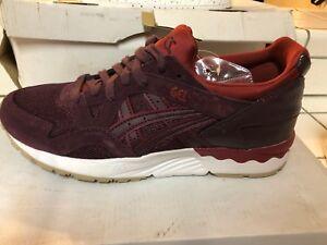5e9dd6adca73 Asics Men s Gel Lyte V 5 Rioja Red Rioja Red H6Q4L 5252 Size 9