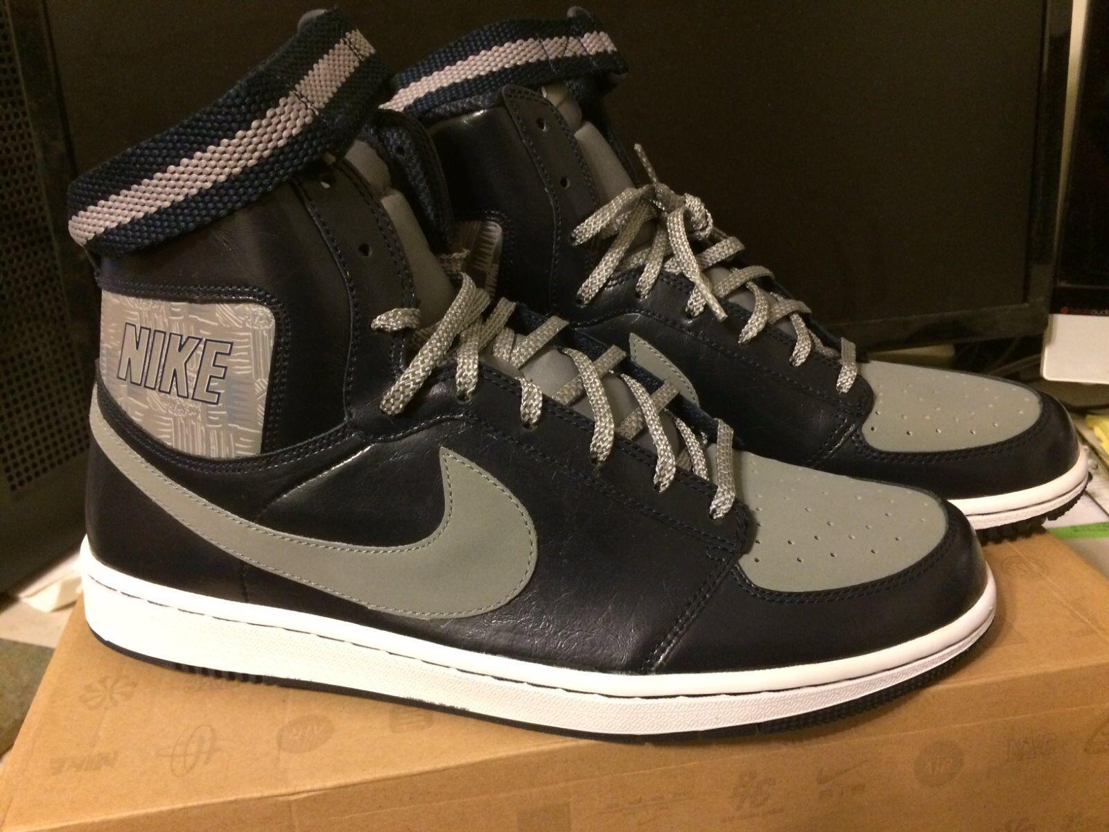 Raro nike dinastia alto davvero dimensioni uomini noi 11 - scarpe da ginnastica hi - 11 top new in scatola 27fc4a