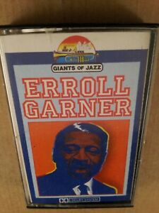 Erroll-Garner-Giants-Of-Jazz-Vintage-Cassette-Tape-Album-From-1986