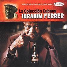 Coleccion Cubana von Ibrahim Ferrer   CD   Zustand gut