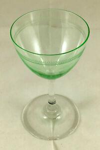 1 dekoratives Sektglas von Nachtmann aus Kristall vermutlich Serie Diamant