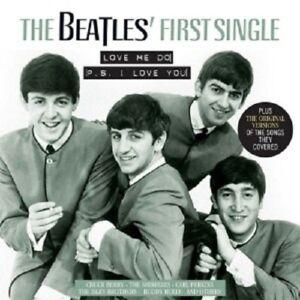 THE-BEATLES-039-FIRST-SINGLE-PLUS-VINYL-LP-14-TRACKS-ROCK-POP-NEU