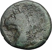 Phokaia in Ionia 350BC Nymph Griffin Authentic Ancient Greek Coin i49096