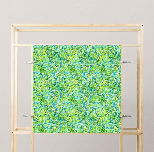 L099 Lilly P Inspired Summer Green Pattern Printed Vinyl Craft Vinyl HTV